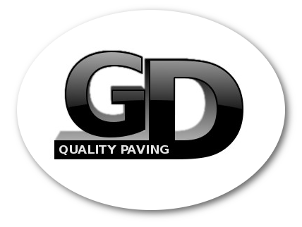 G D Quality paving Logo.
